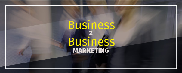 Business 2 Business Marketing