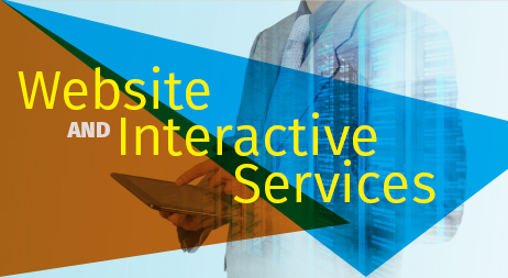 Website and Interactive Services